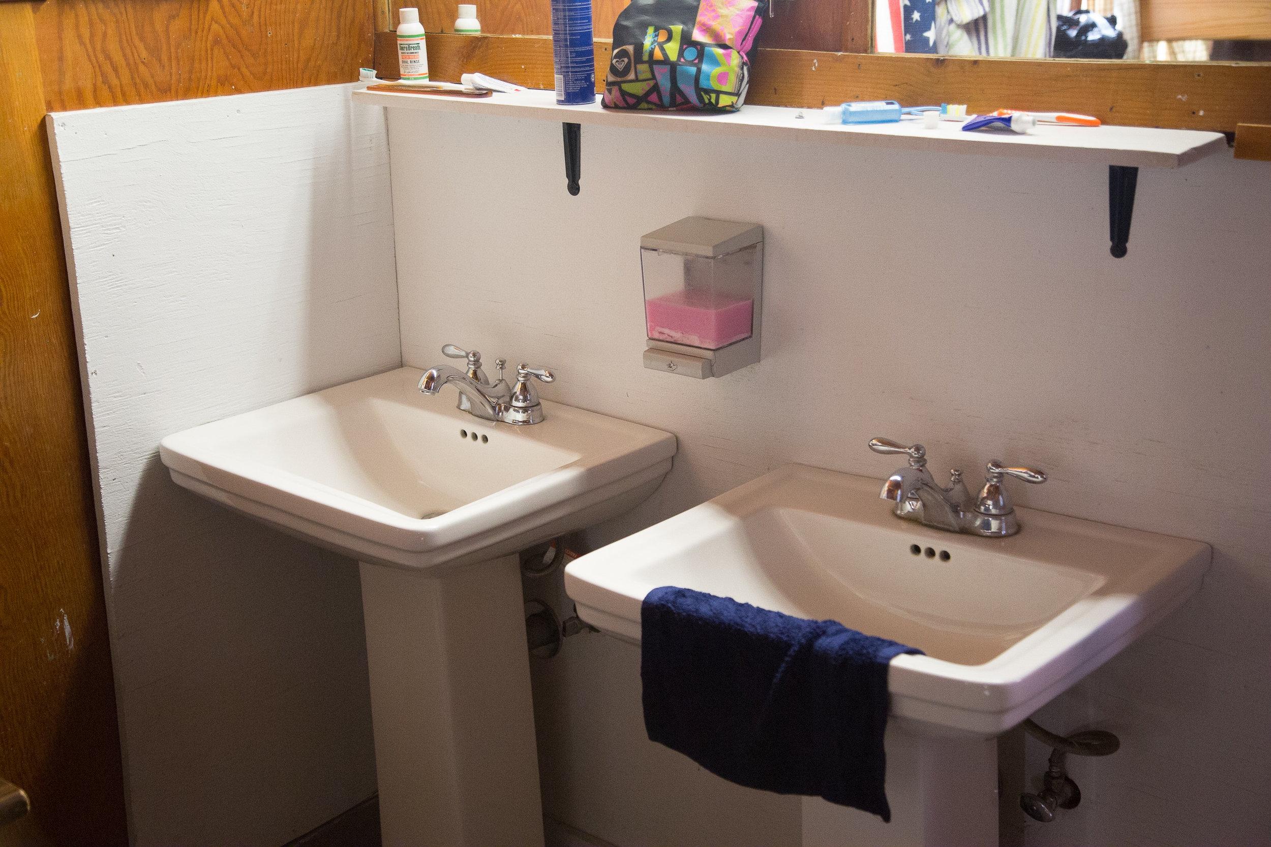 Student Bathroom Interior