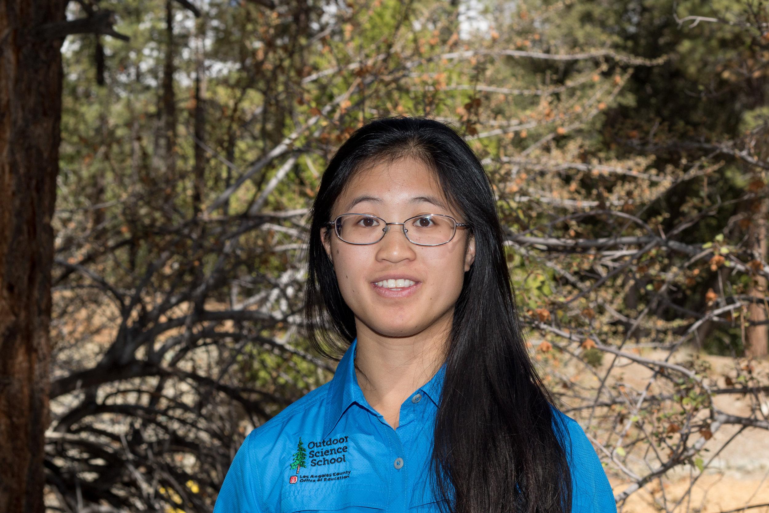 Ashley dang, naturalist instructor
