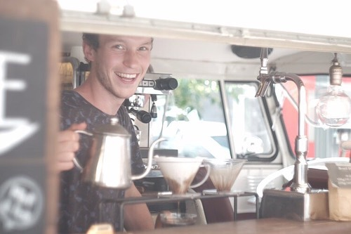 Excited to be your guest barista at @magniscoffeetruck all day tomorrow (August 23rd) in Nagoya. Get ready for that COFFEE, Japan!!!