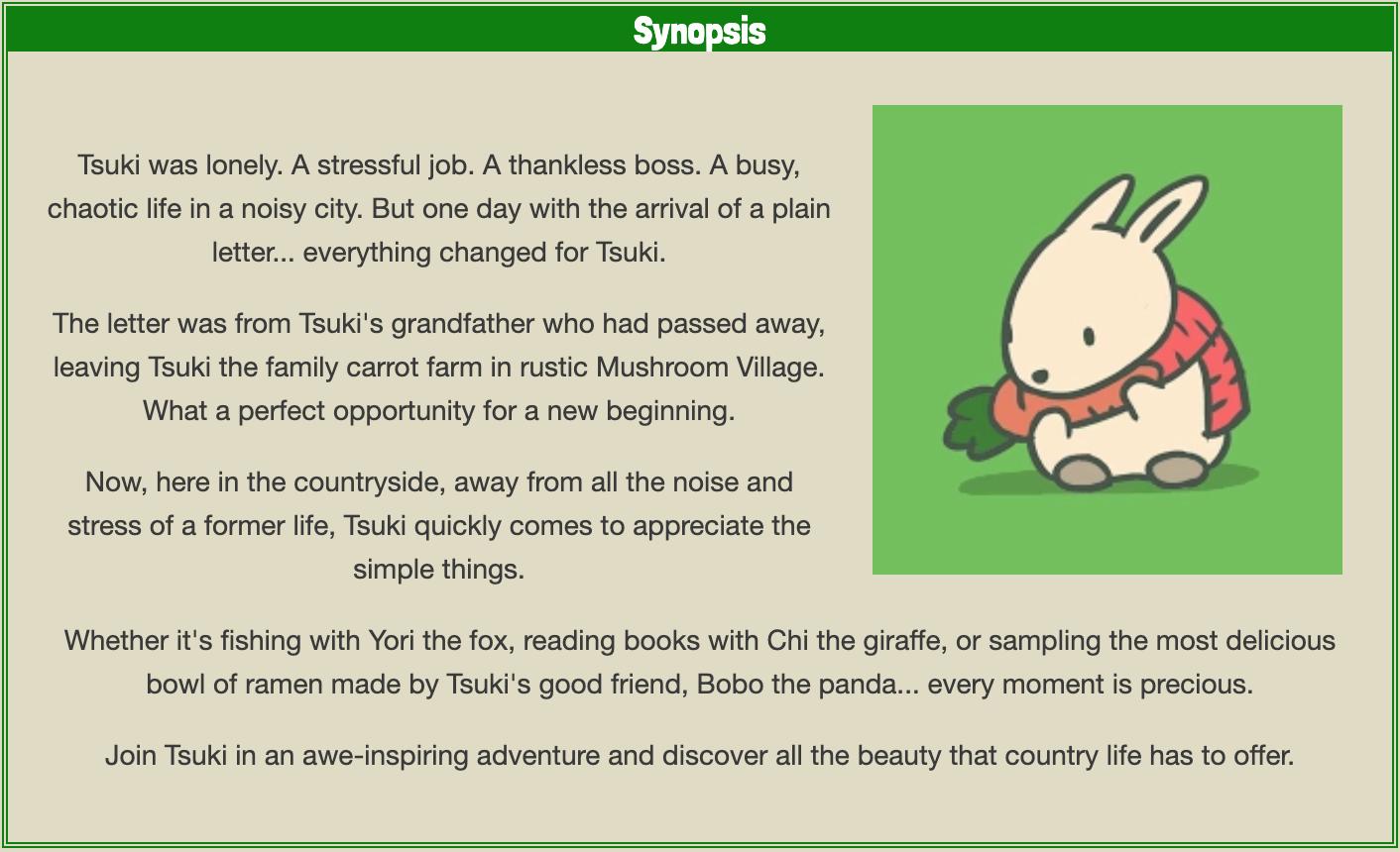 Source:  https://tsuki-adventure.fandom.com/wiki/Tsuki_Adventure_Wiki