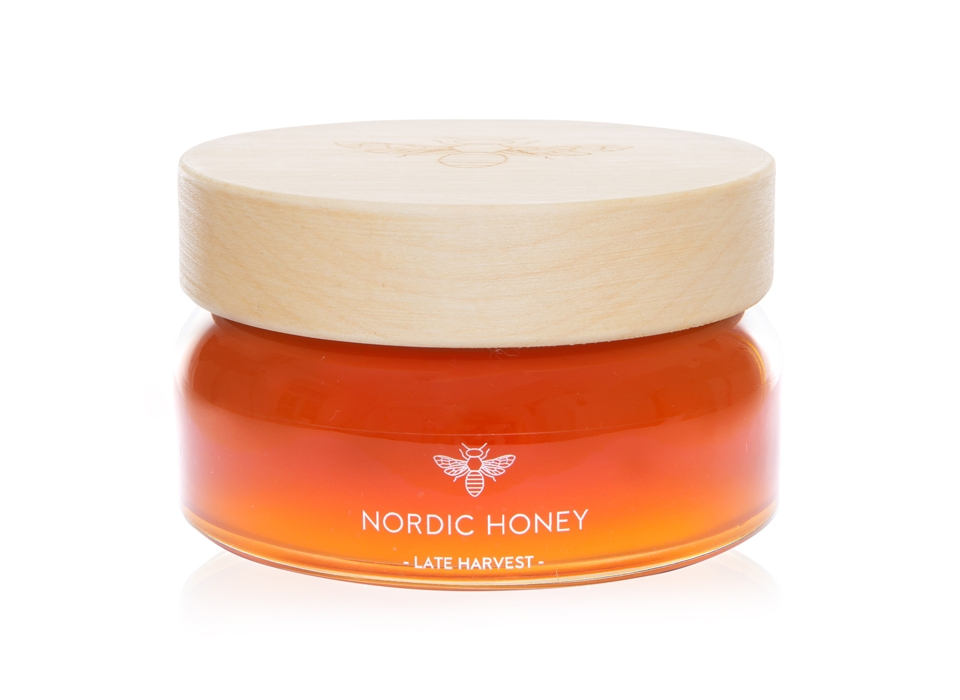 Nordic Honey_Organic Honey 250g_3 Late Harvest.jpg