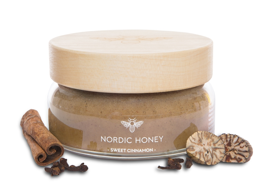Nordic Honey_Organic Honey 250g_4. Sweet Cinnamon.jpg