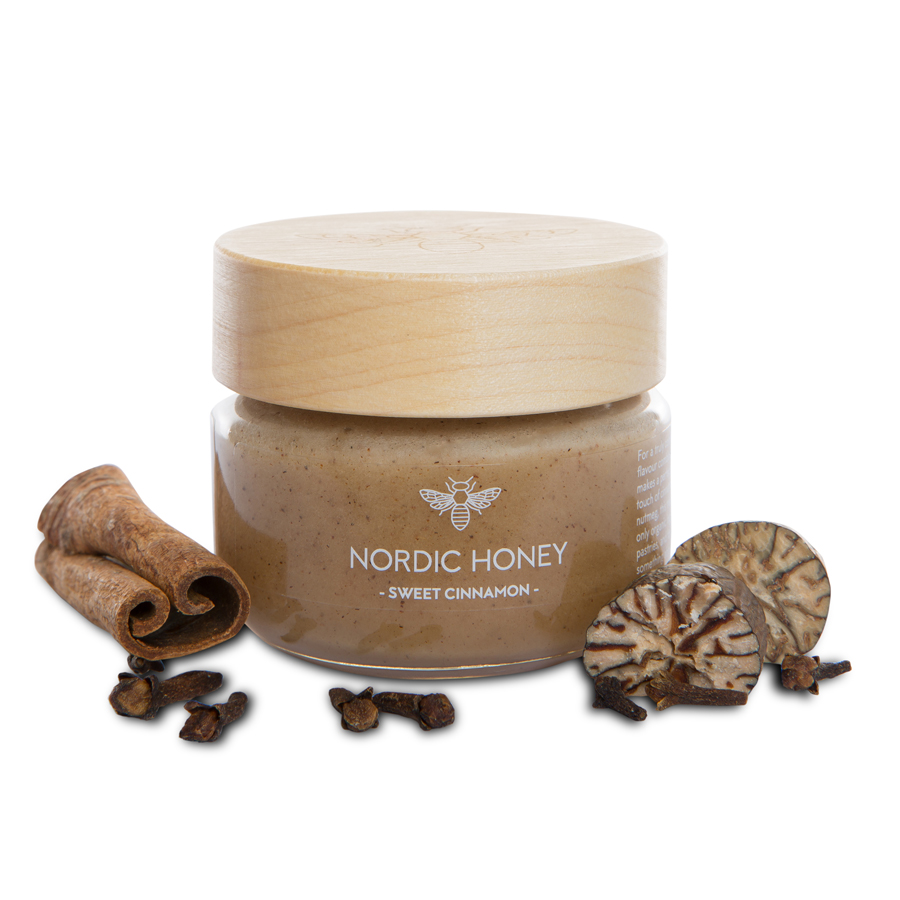 Nordic Honey_Organic Honey 75g_4. Sweet Cinnamon.jpg