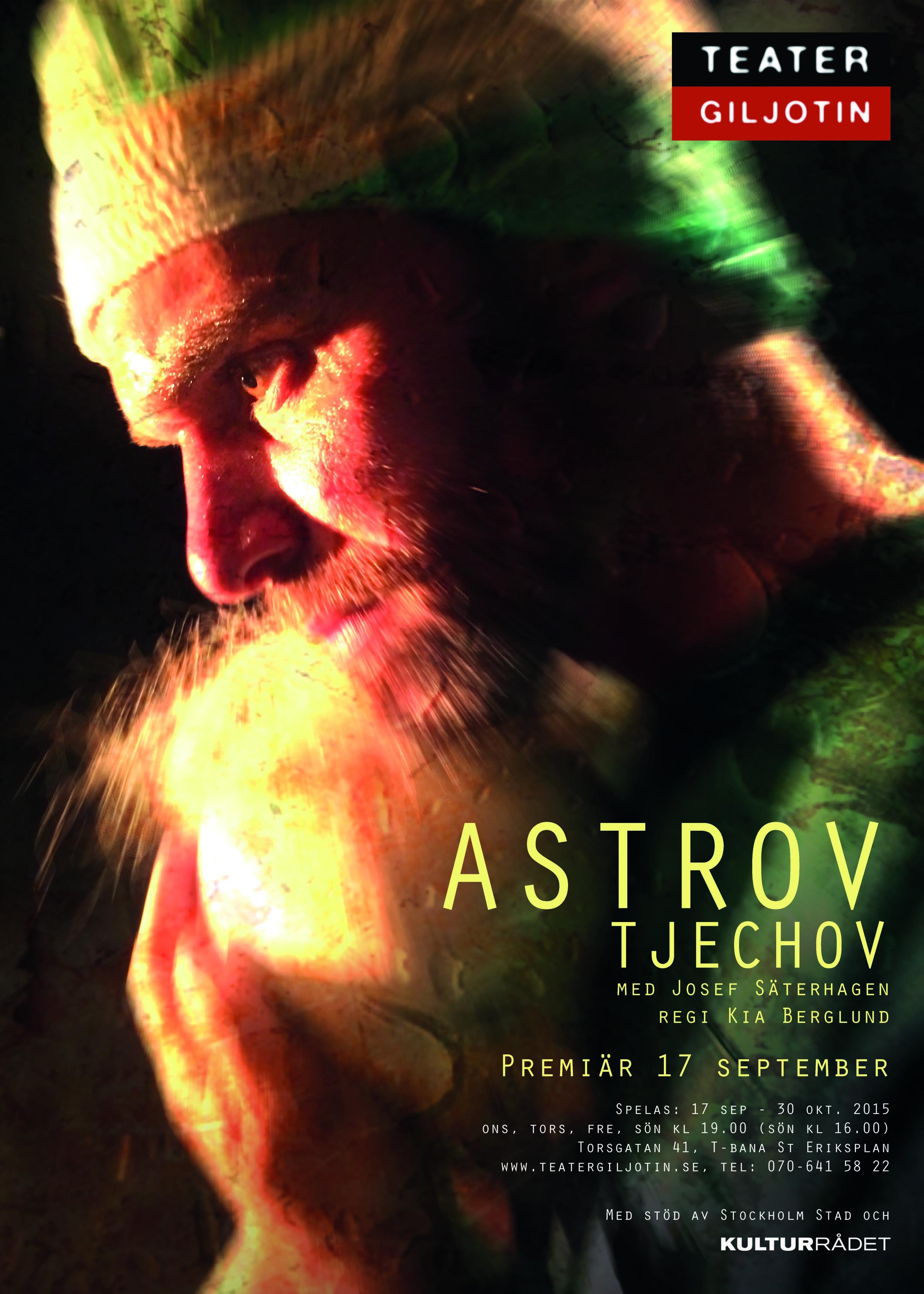 ASTROV affisch