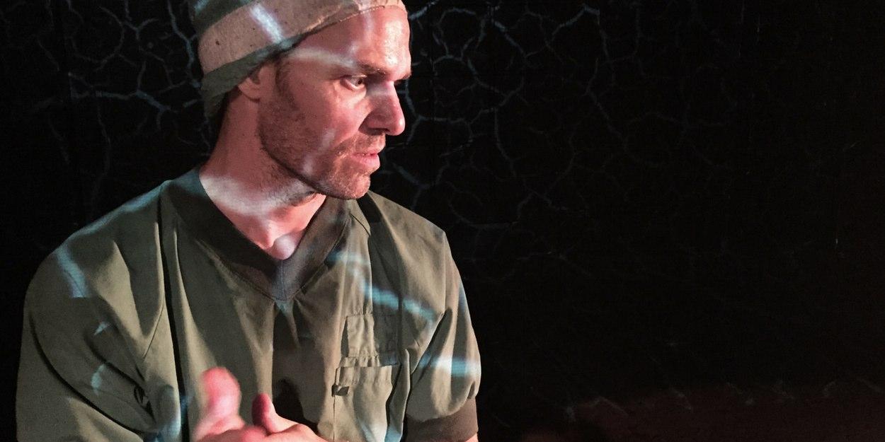 Josef Säterhagen ger läkaren Astrov ett slags rastlös, lätt obehaglig aggression. Foto: Rikard Borggård