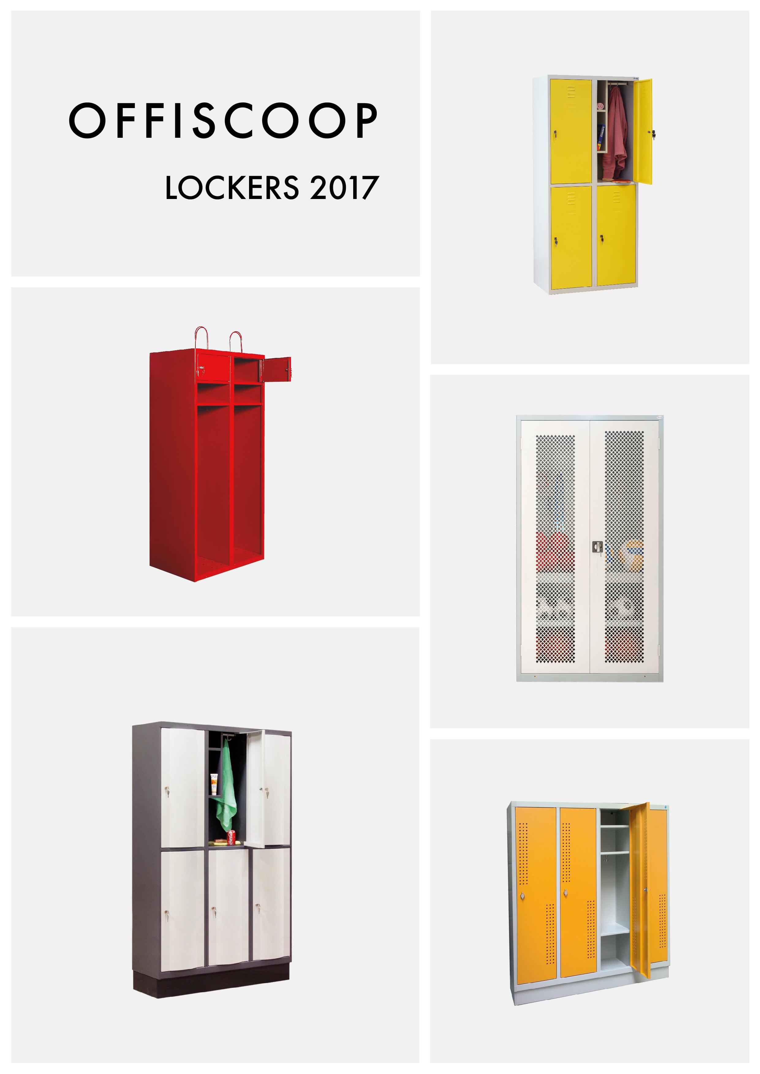 Offiscoop Lockers EN