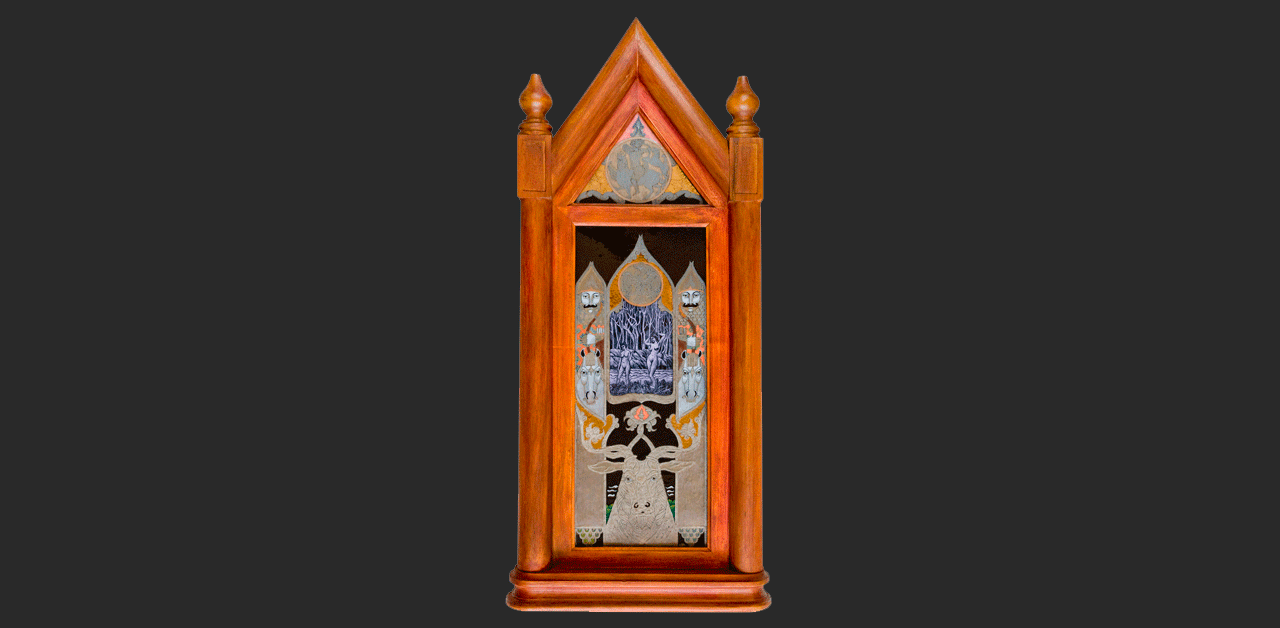 Csodaszarvas (17x56 cm)