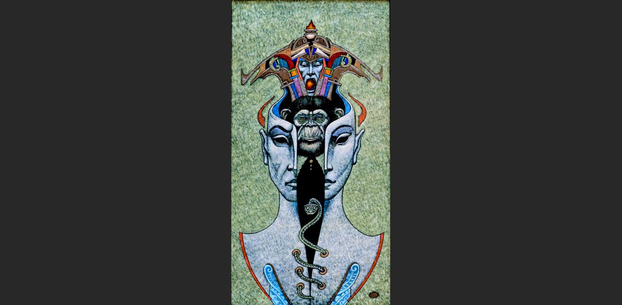 A Fényhozó (17x32 cm)