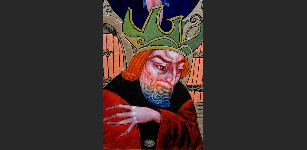 Duke Bluebeard 2016 (detail #1)