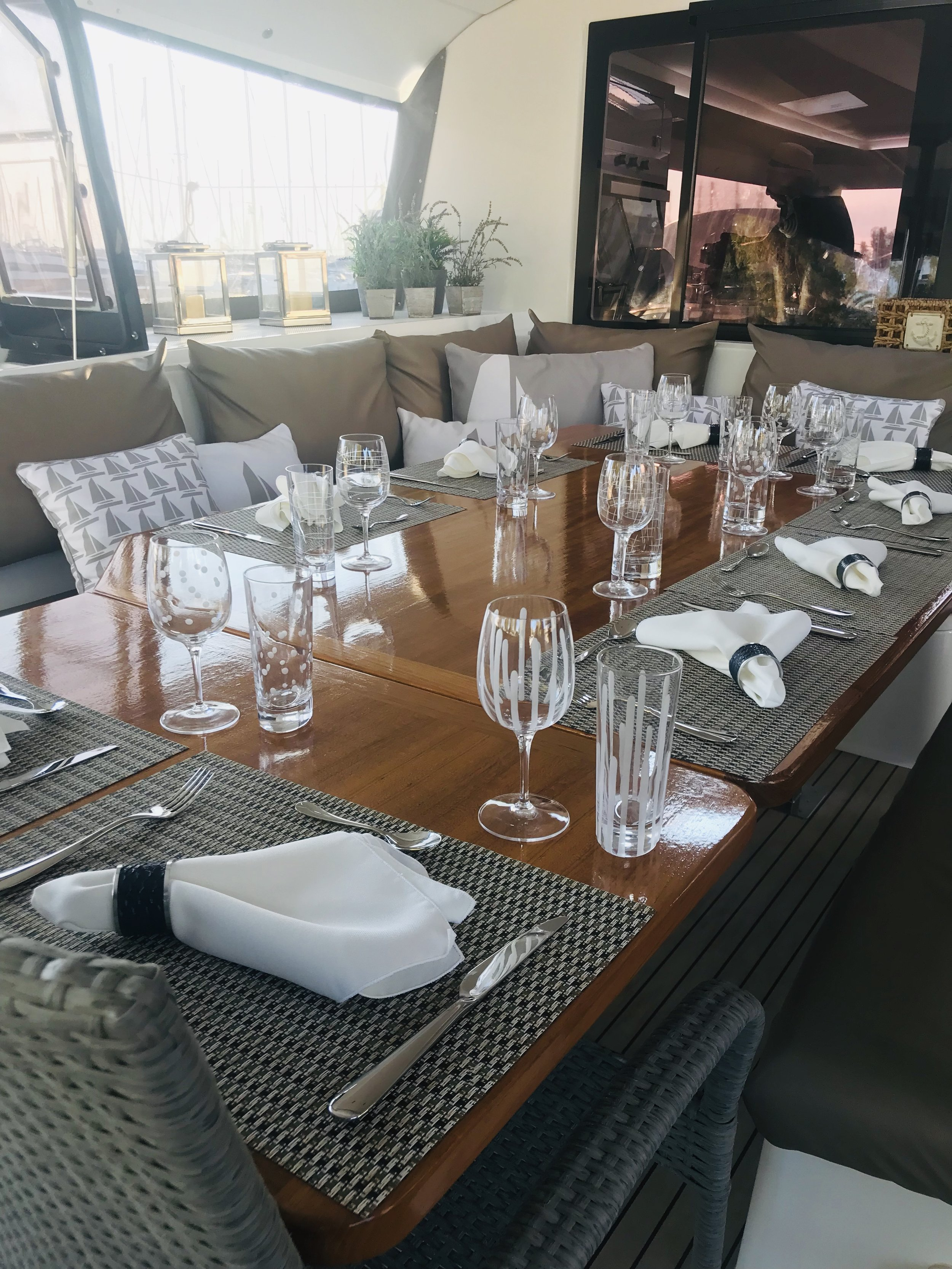 Dining Table for 12people