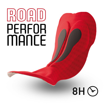 Badana ciclista gama alta Elastic Interface Road Performance