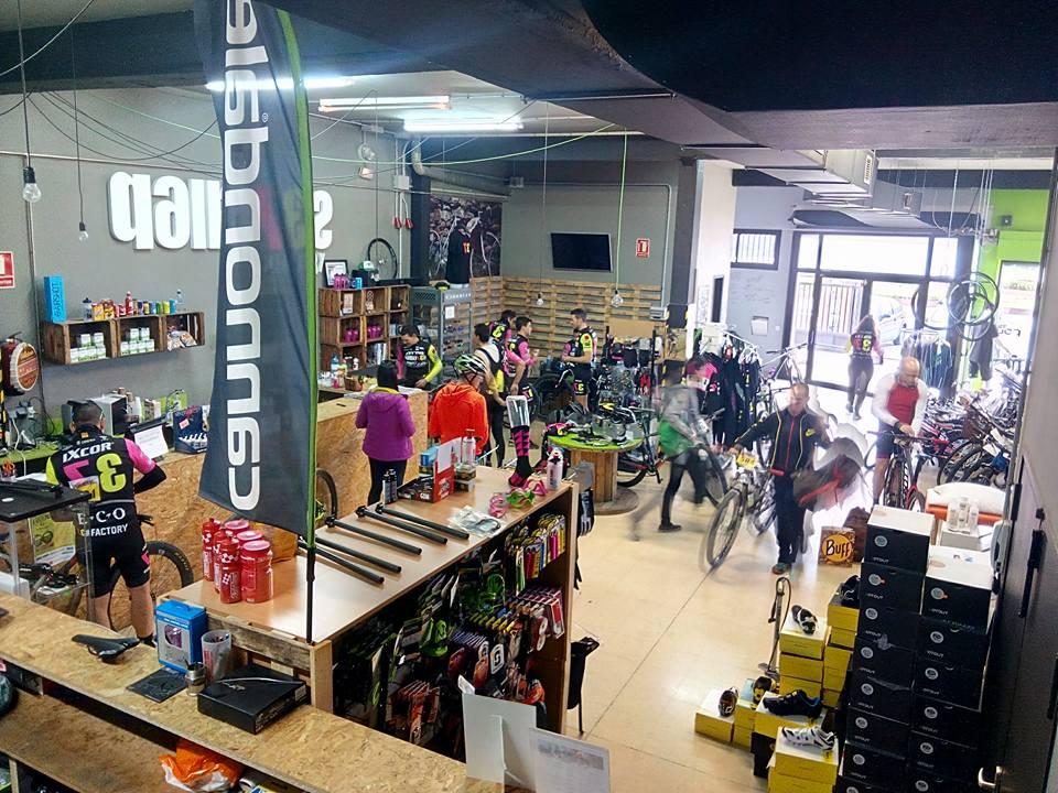Pallares Factory Bike & Coffee, Igualada