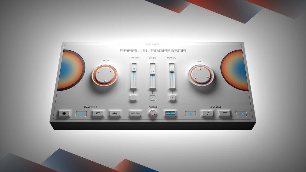 BABY Audio Parallel Aggressor 3D Shot 02