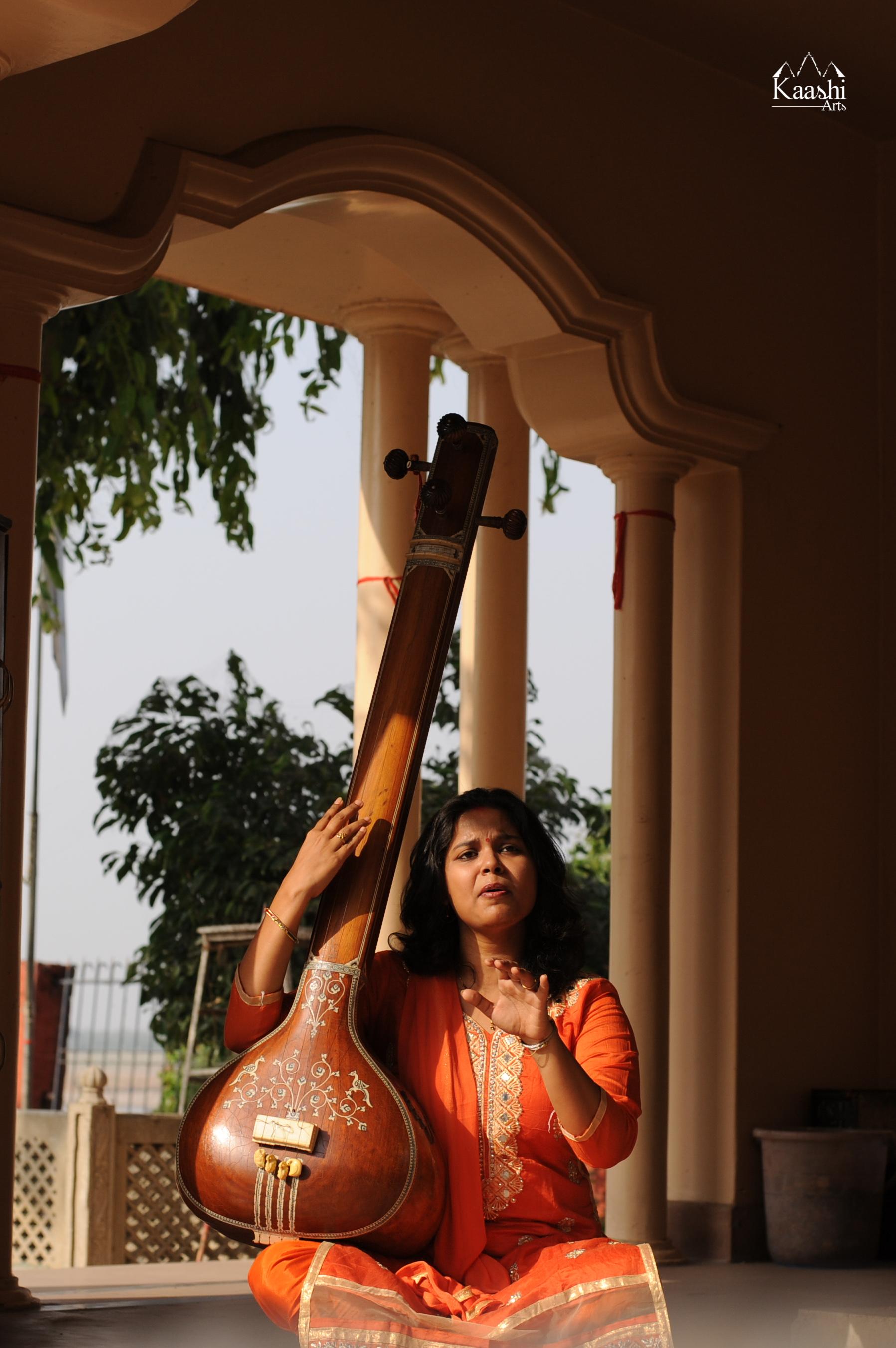 Shalini Prateek Sinha | Senior Disciple of Pandit's Rajan & Sajan Mishra ji of Varanasi