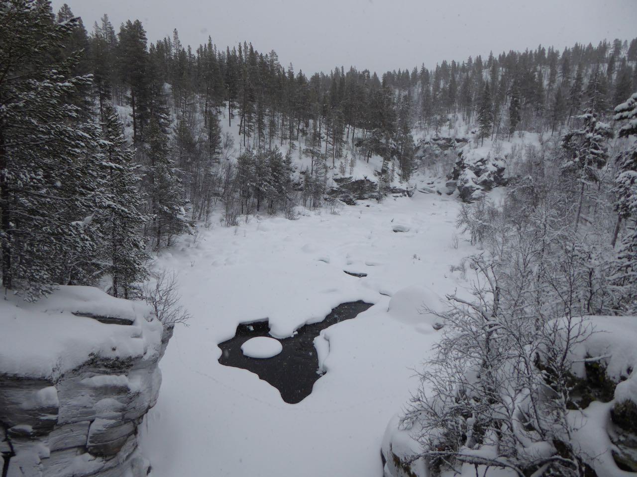 «Bigfoot-brua» over elva Vinstra