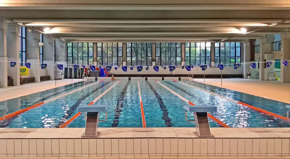 Riqualificazione centro natatorio
