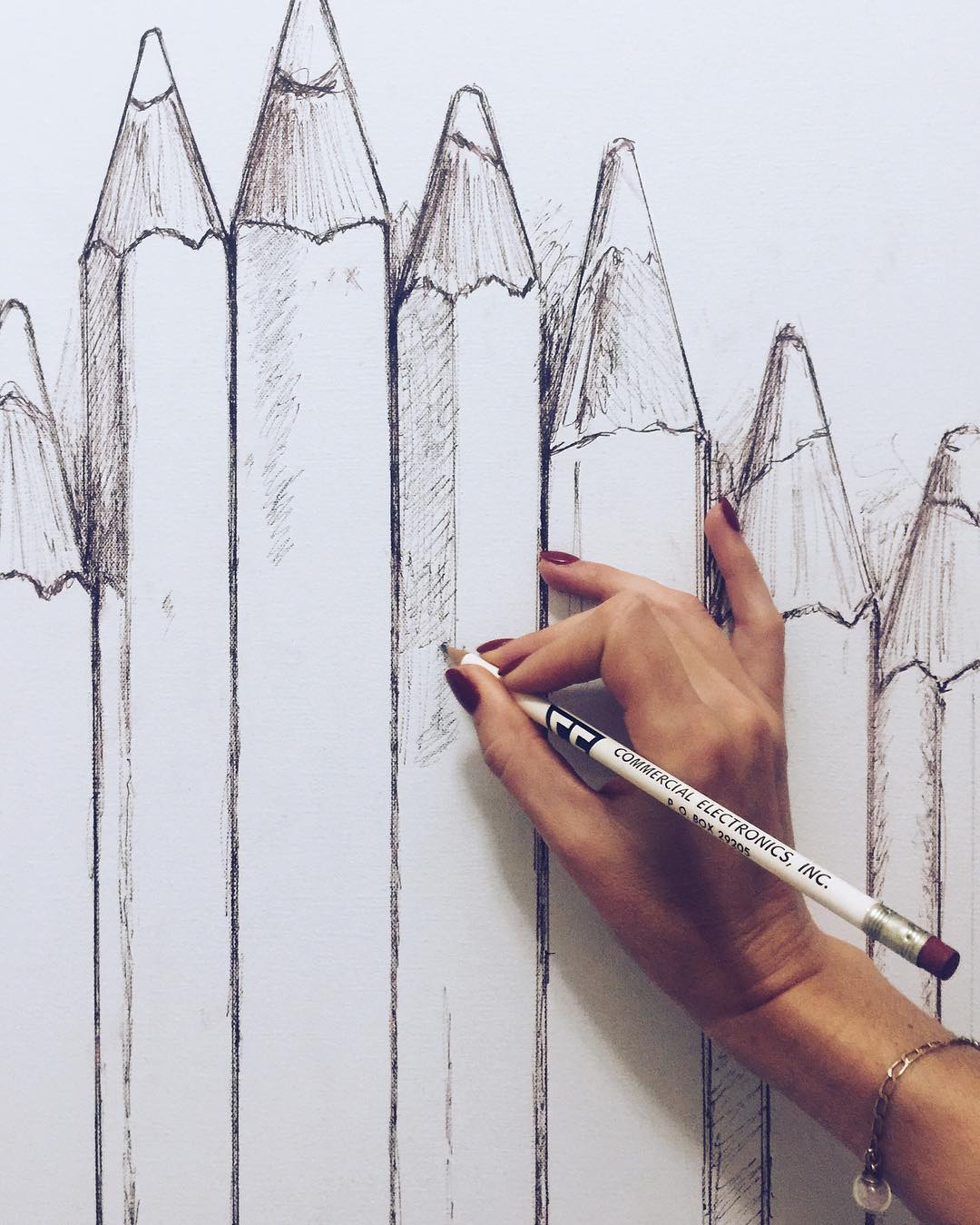 Pencilsketch-katie