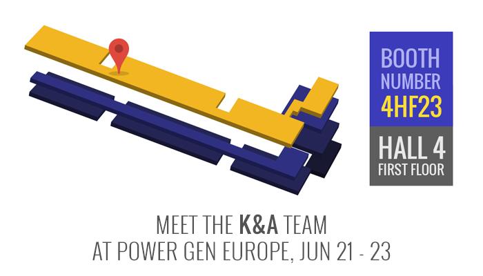 Krishnan & Associates, K&A, Power Gen Europe, Milan, 2016