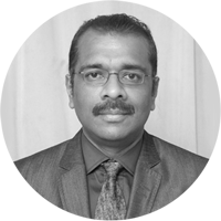 Ravi Krishnan , Managing Director