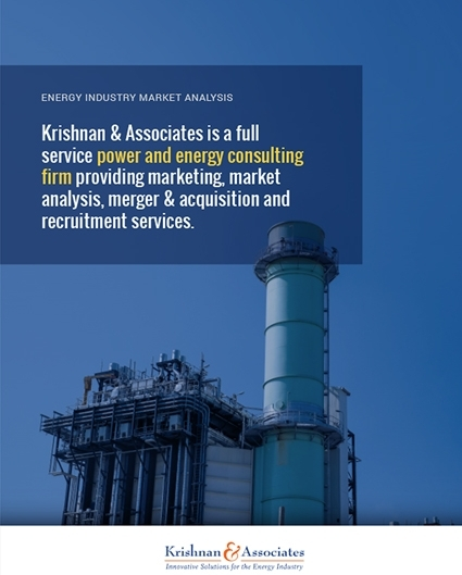 Krishnan & Associates, Consulting Firm, Energy Industry, Market Analysis