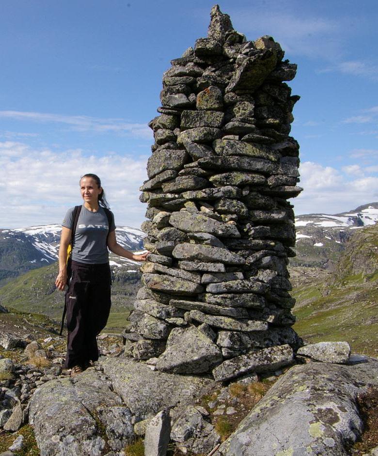 Gry Mork Naroyfjorden Verdsarvpark