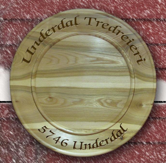 logo Underdal Tredreieri