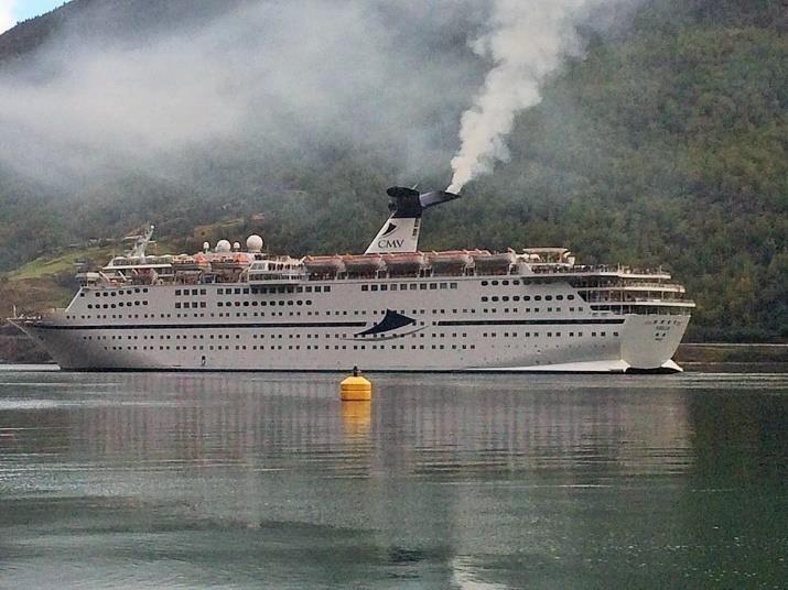 Det vil stillast strengare krav til til cruiseskip som vil segle i norske verdsarvfjordar i framtida. (foto:sjøfartsdirektoratet)