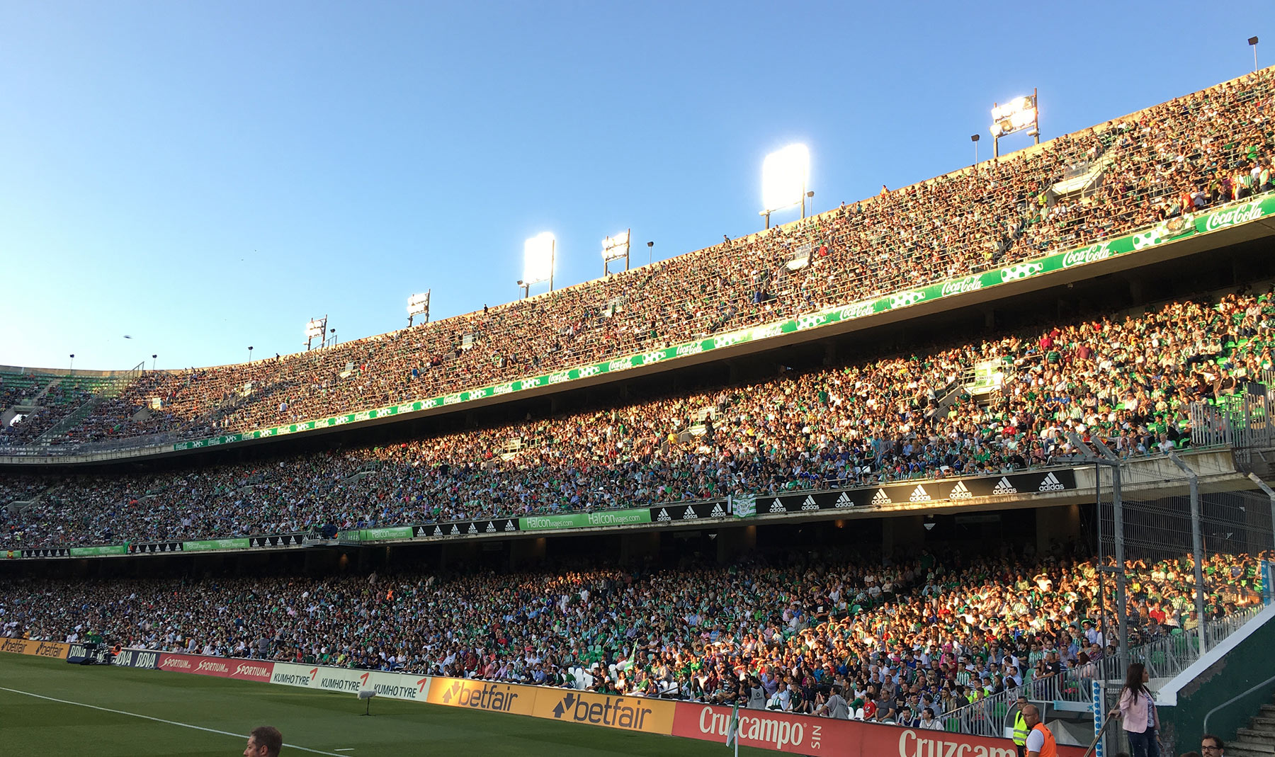 Estadio Benito Villamarín (Real Betis)