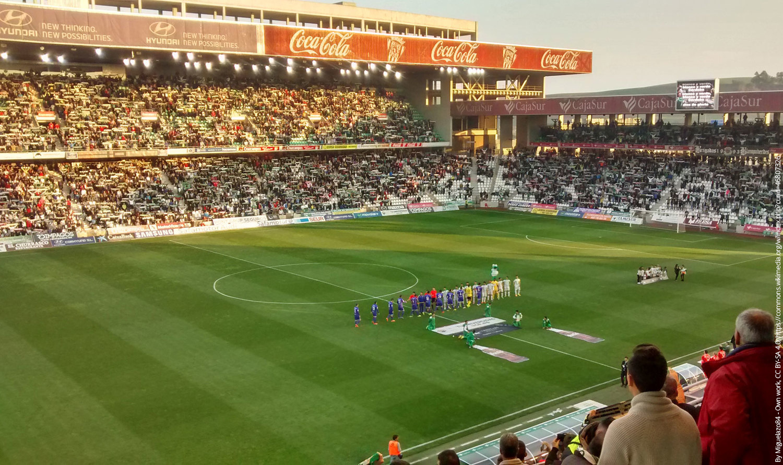 Estadio Nuevo Arcángel (Córdoba CF)