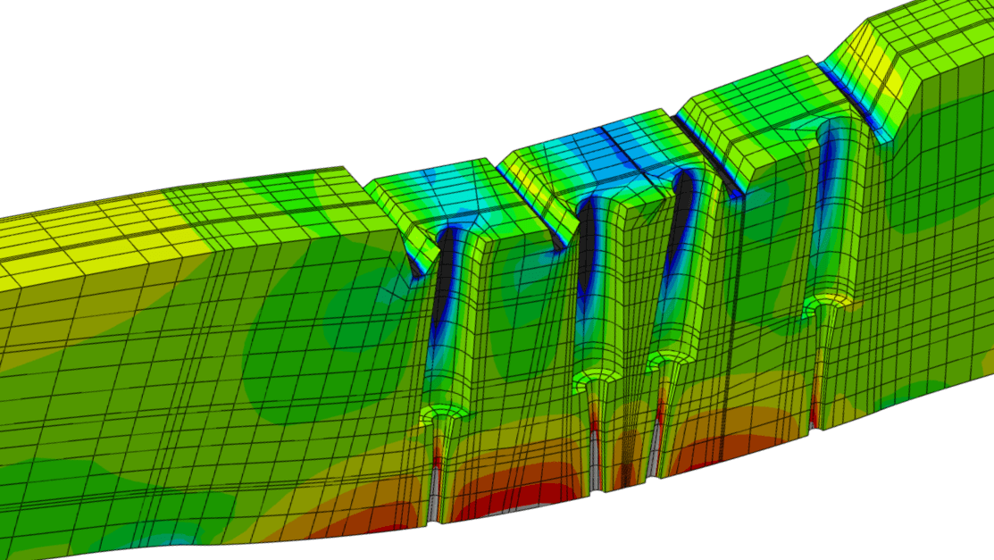 DESIGN. ANALYZE. ENGINEER.   OPTIMIZING MATTERS    GO TO INDUSTRIAL