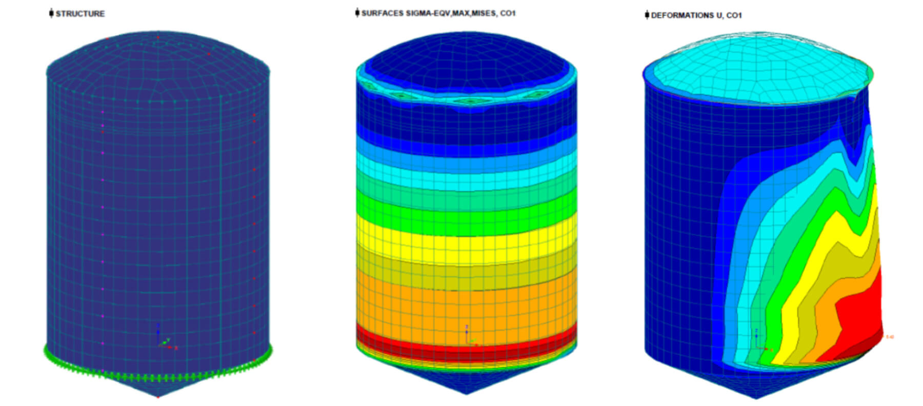 Fermenter Structural Analysis