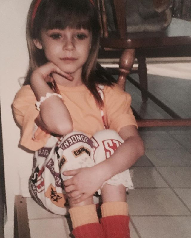 Some things never change. #contemplation #tbt #socks #90s