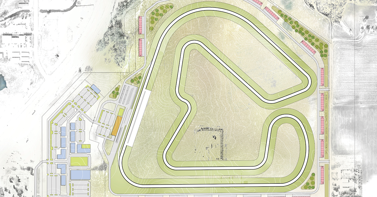 Mankato Motorsports Park -