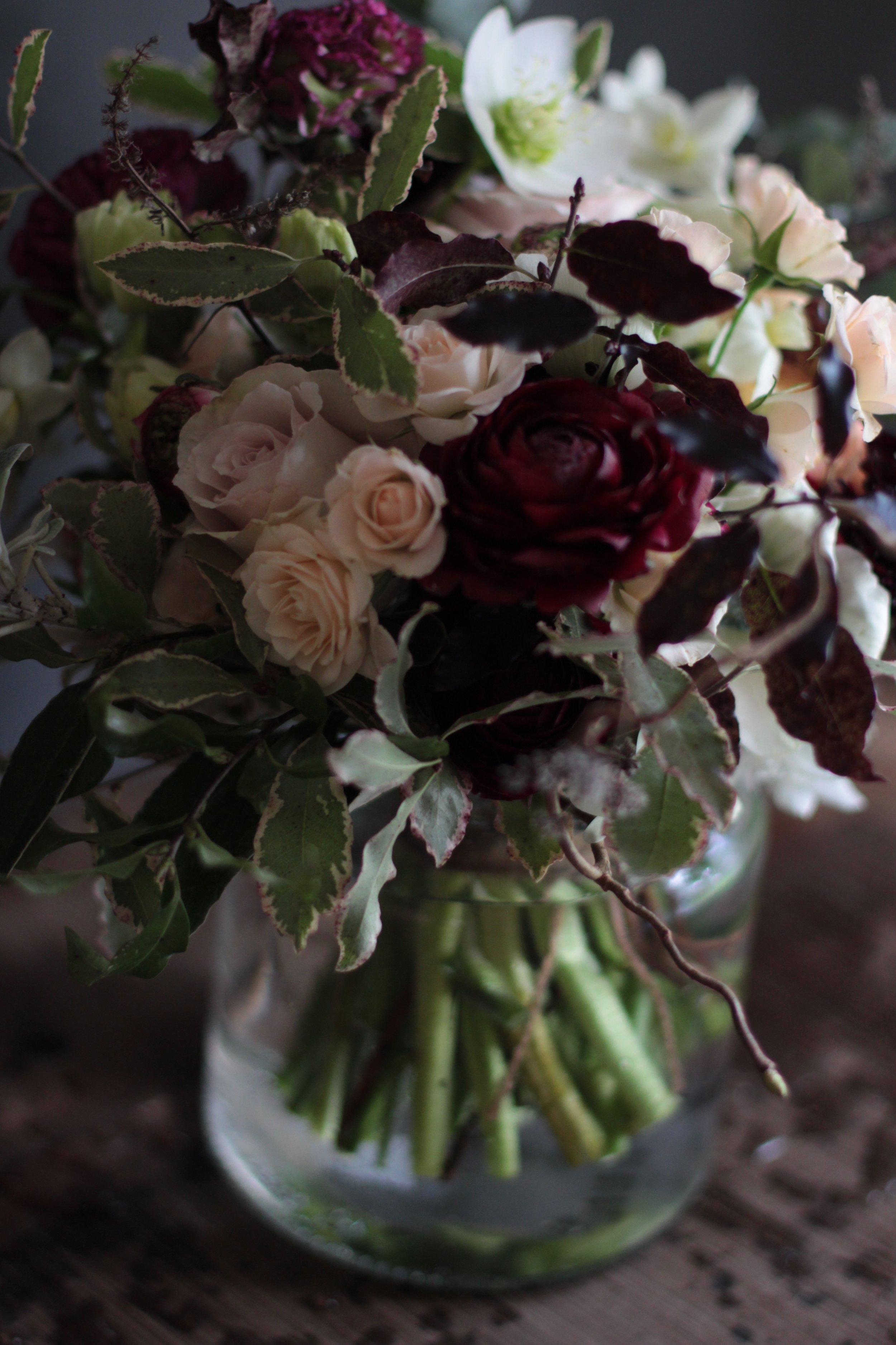 Kent wedding flowers Jennifer Pinder