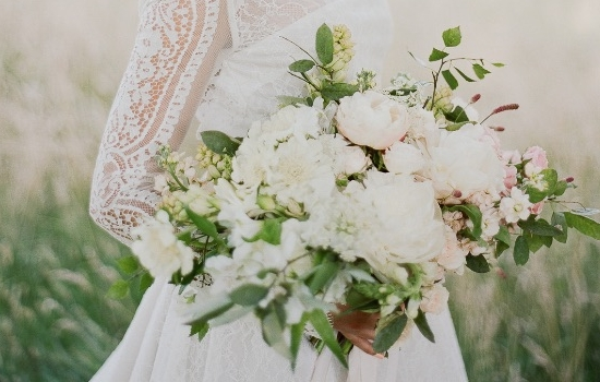 Kent florist Jennifer Pinder for a botanical inspired wedding at Falconhurst wedding venue in Kent with pale pink and white tones photos by Julie Michaelson 11.33.47.jpeg