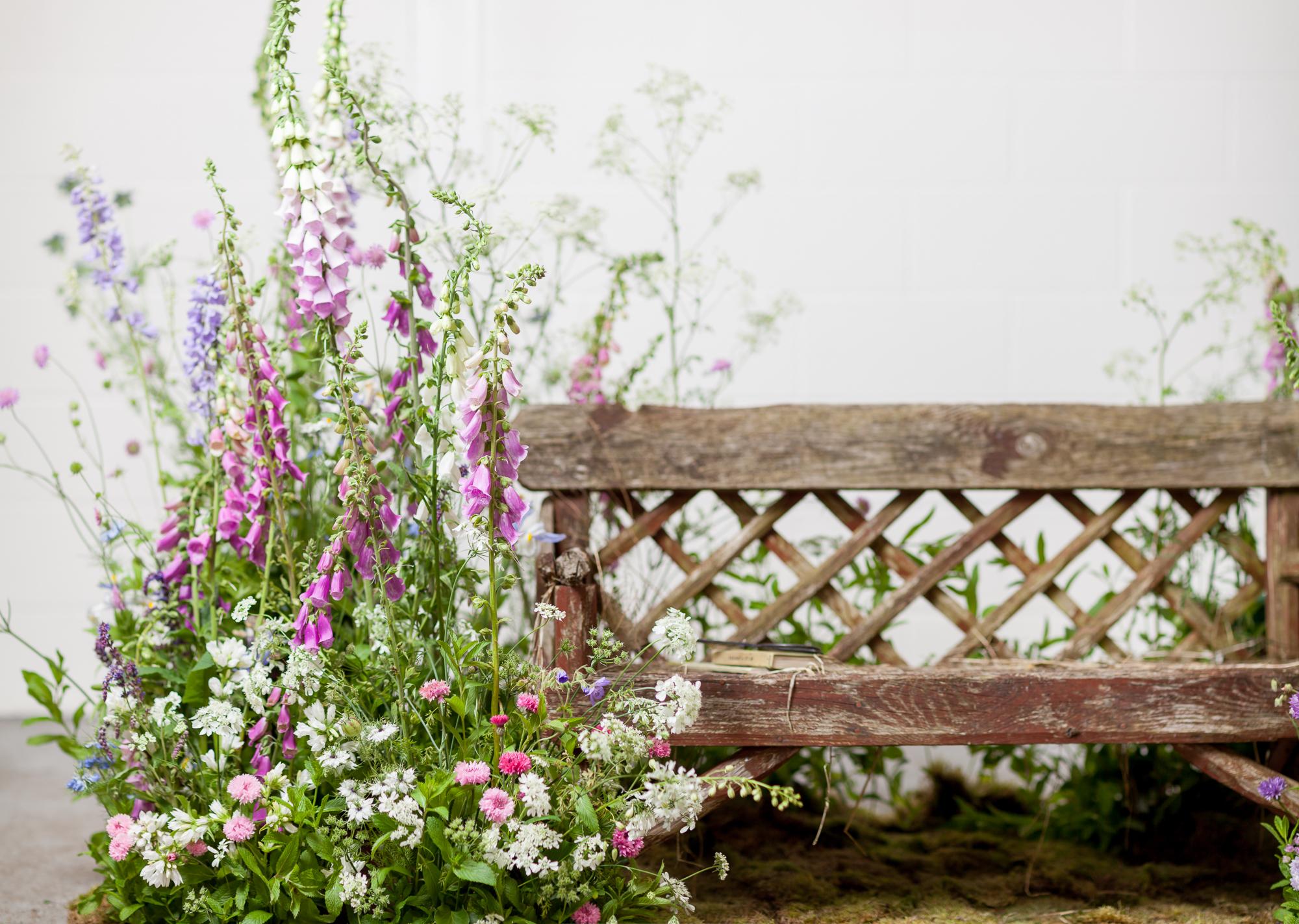 British Flowers Week 2017 - Jennifer Pinder chosen as one of the 5 representatives