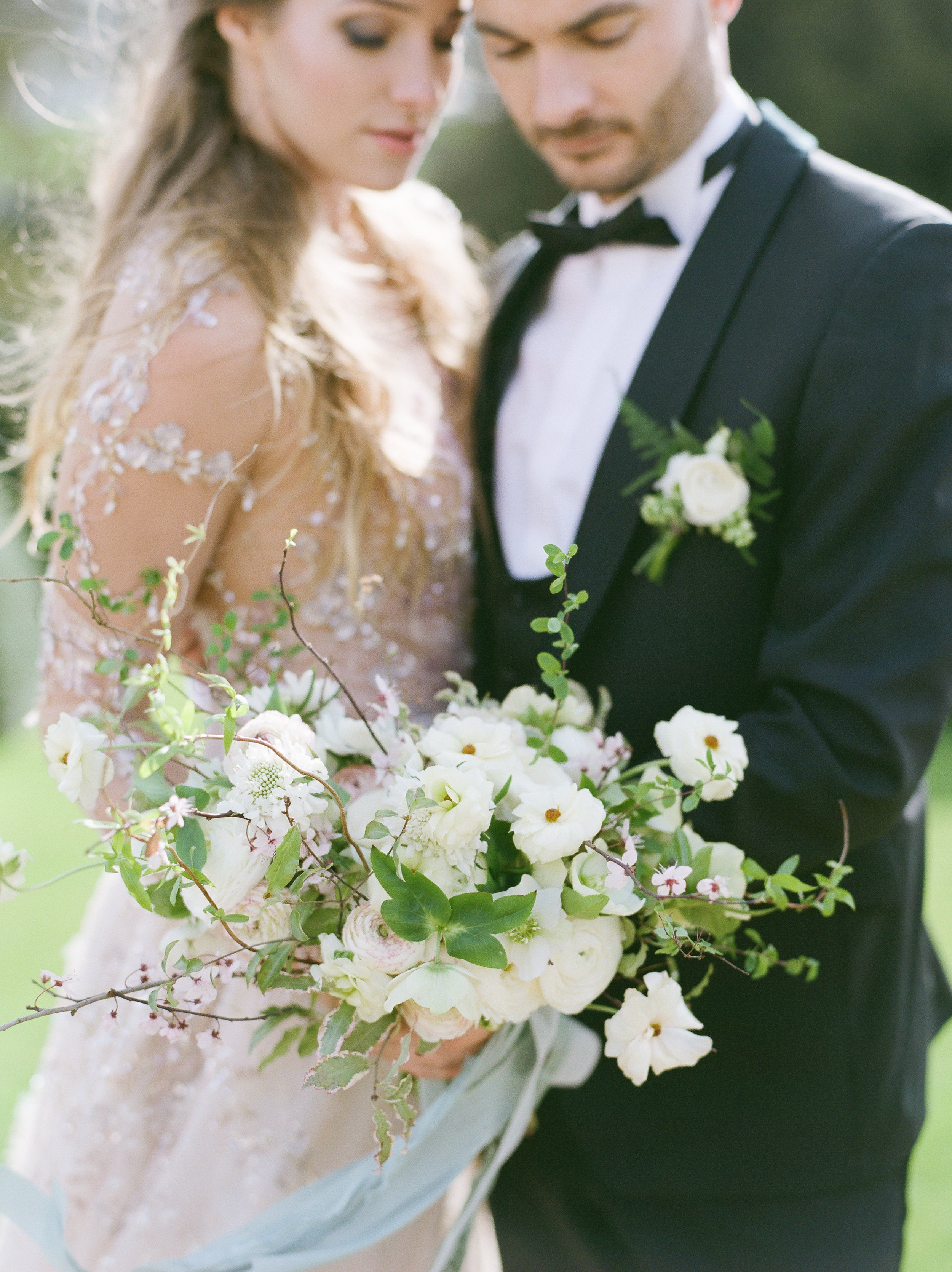The Cotswolds - Cornwell Manor (as featured on Wedding Sparrow)