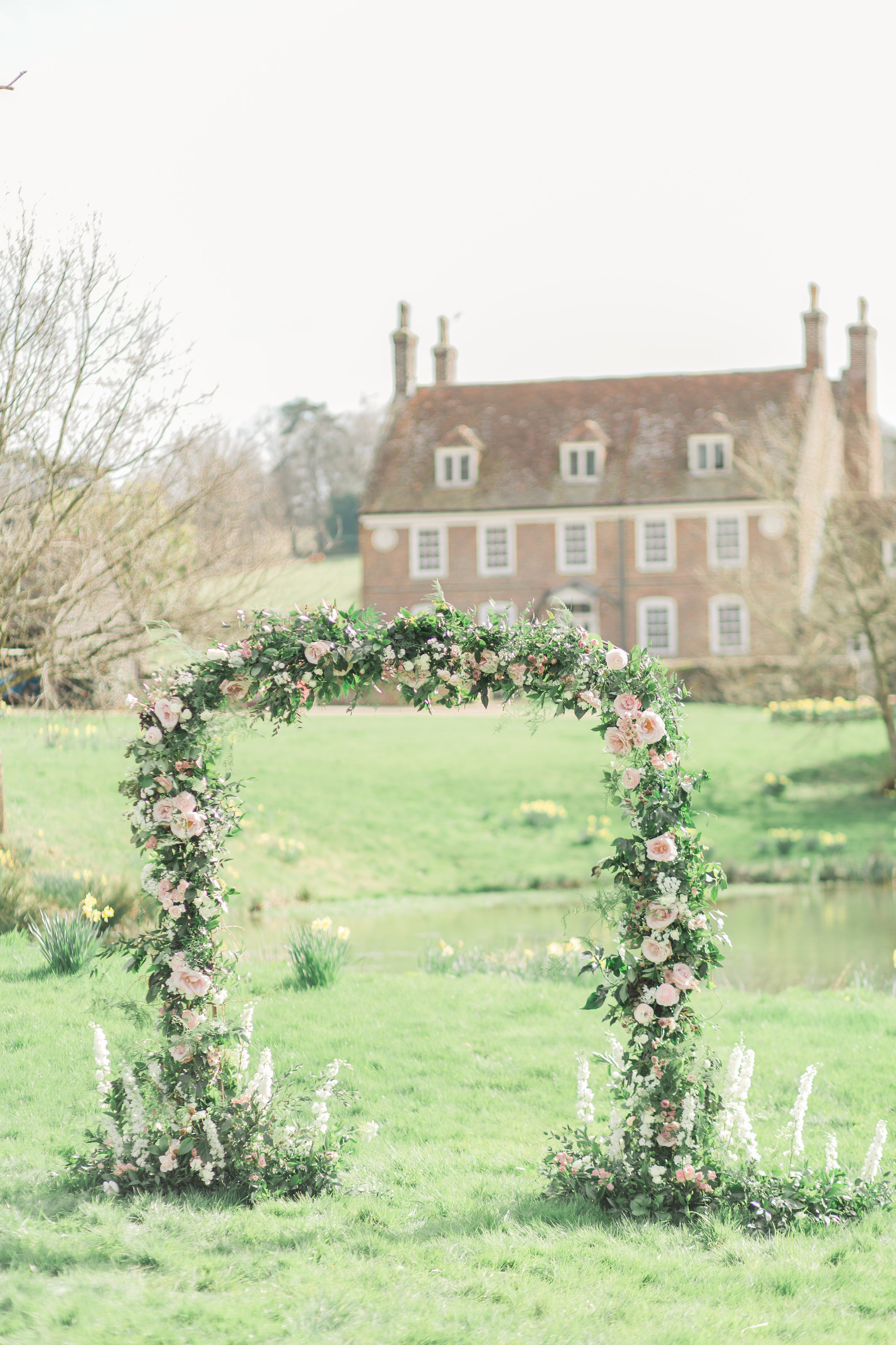 Kent - Chafford Park (as featured on Whimsical Wonderland Weddings)