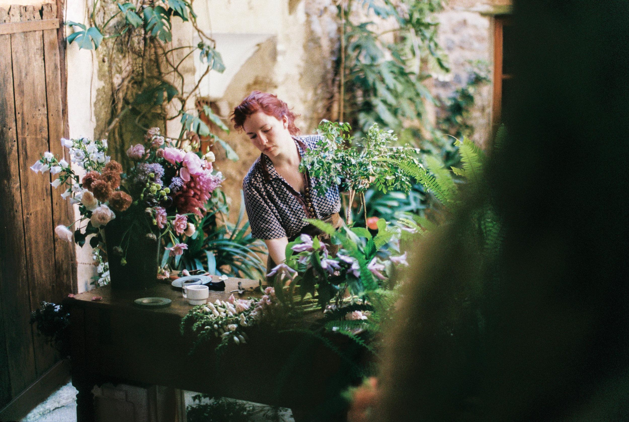best flower school london jennifer pinder floristry workshops