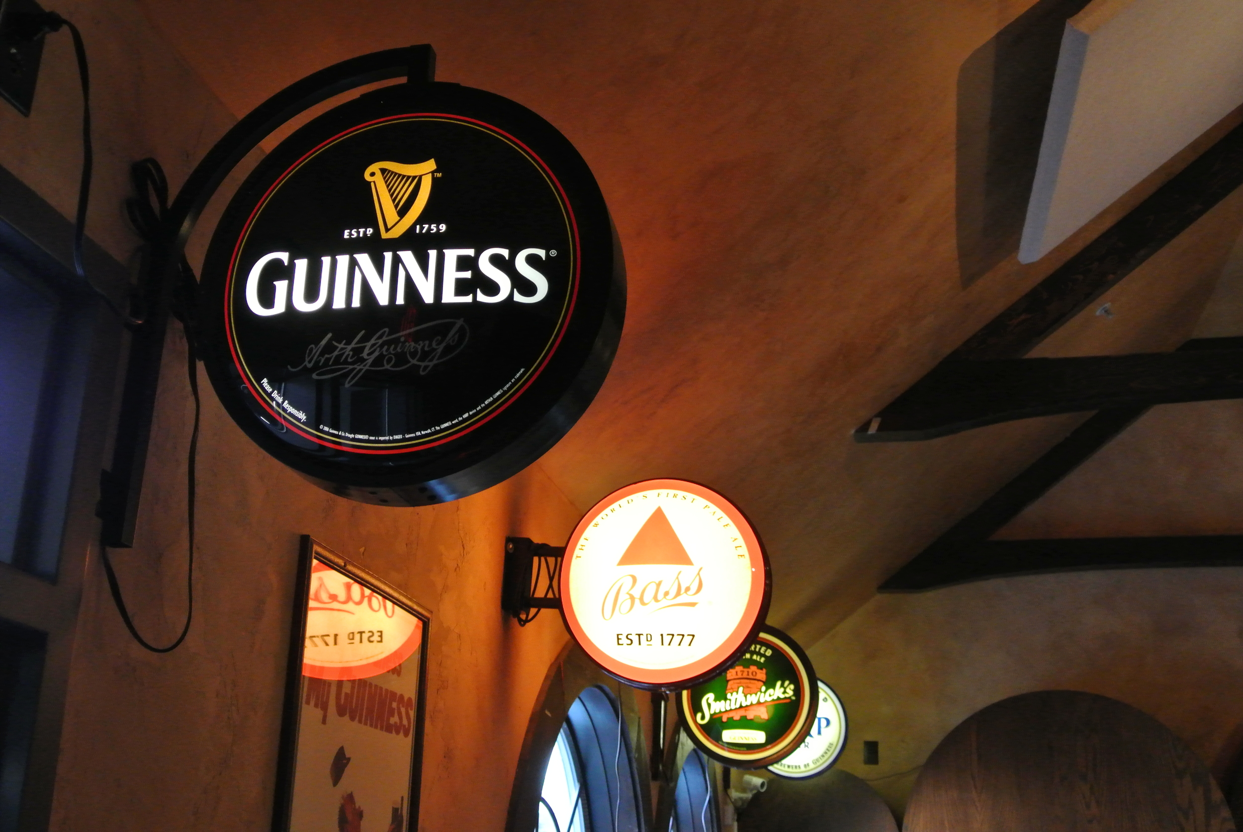McGarry's Pub, an Irish family tradition  — Home