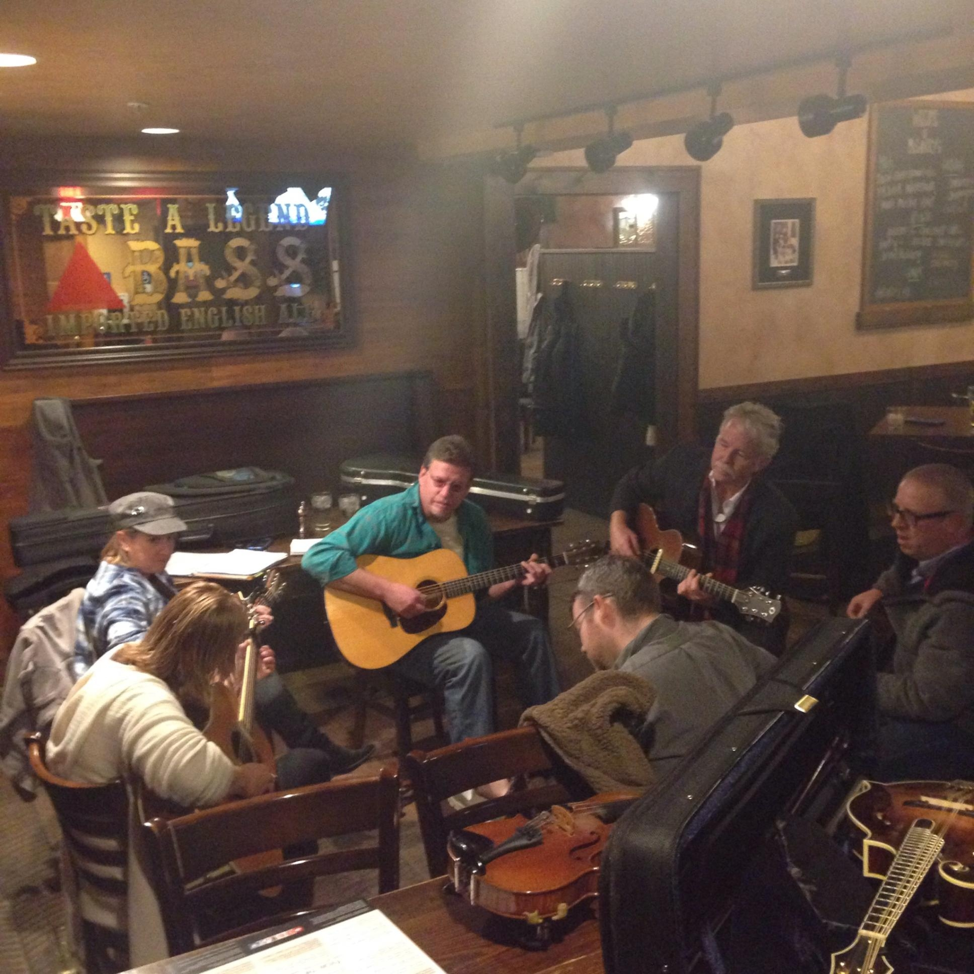 Jam Session @ McGarry's Pub