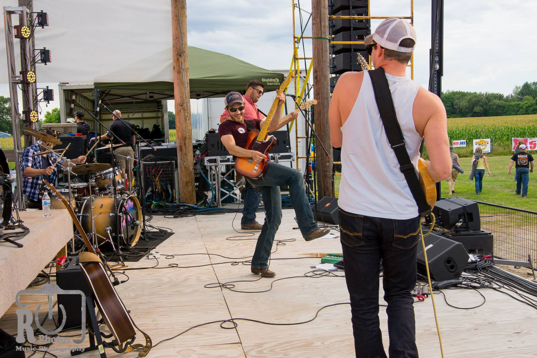 Cow Jam Music Fest 2015 (Mendon MI)