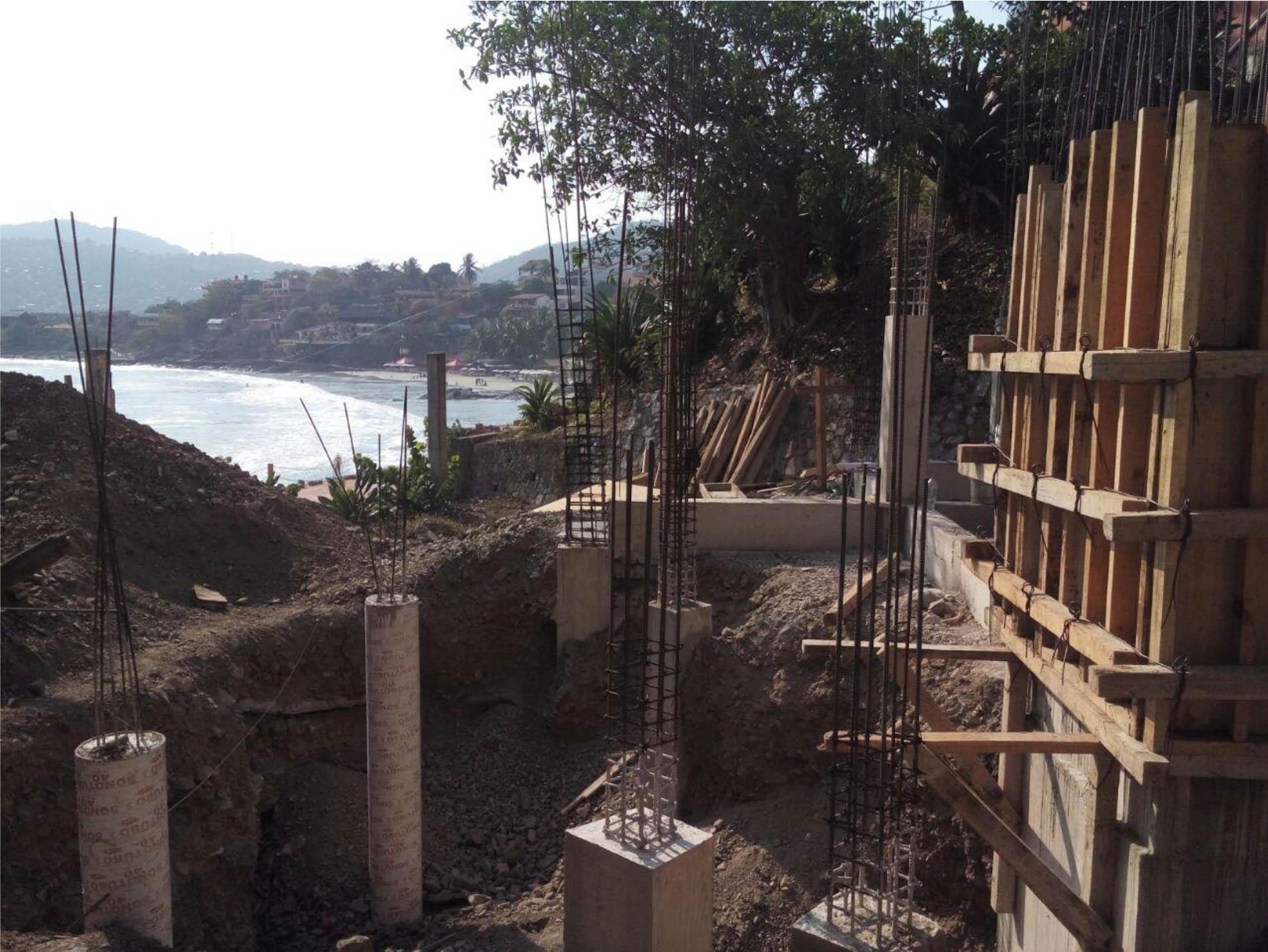 Placing Column Bases
