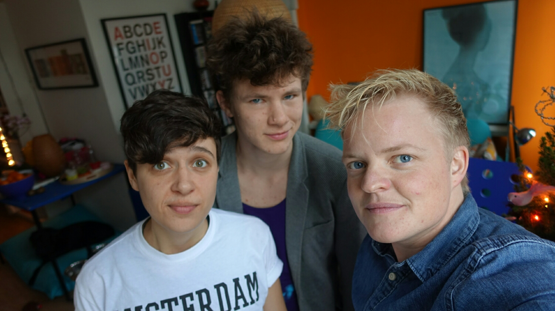 Jonah, Chris, Bart
