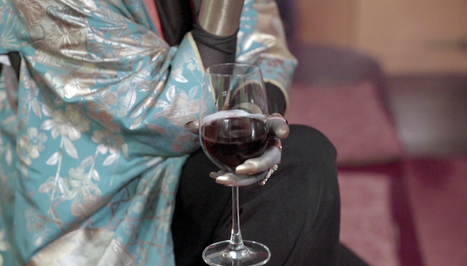 Rode wijn met Jordi