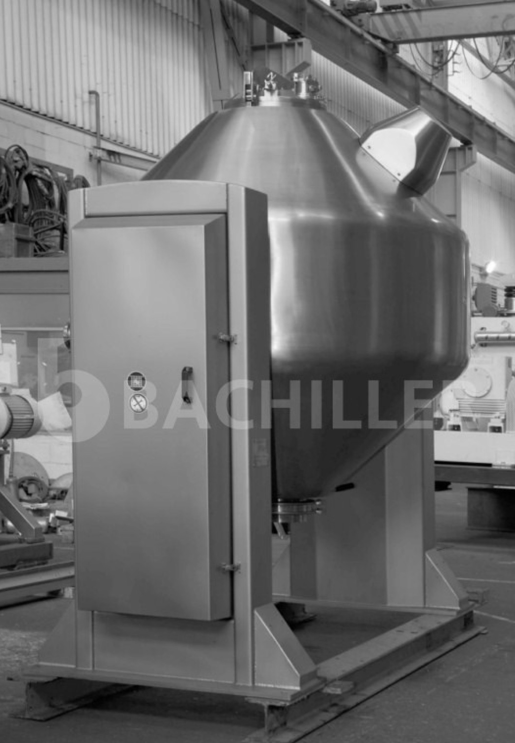 The biconical vacuum dryer technology >