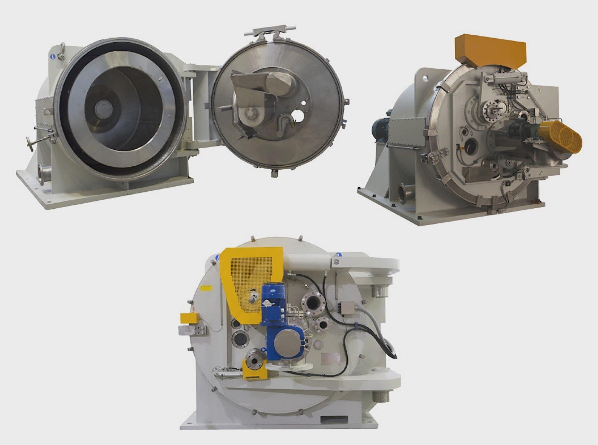 Essoreuse centrifuge HX:L:S