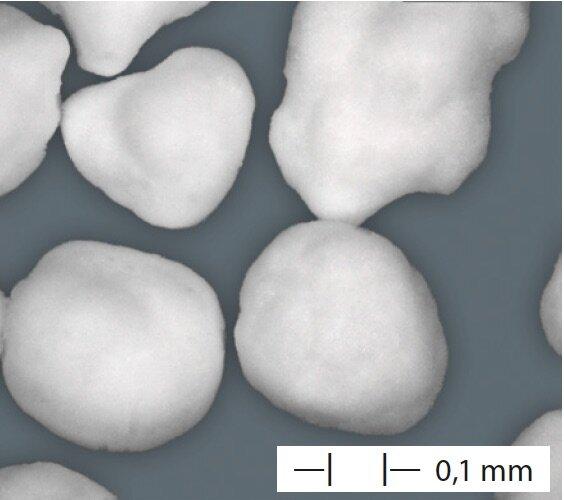 Zéolithe, Auto génération de pellets, Rotor à aubes