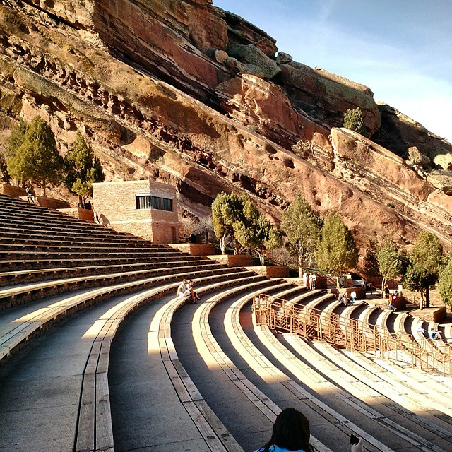 Red Rocks! (at Red Rocks Park and Amphitheatre)