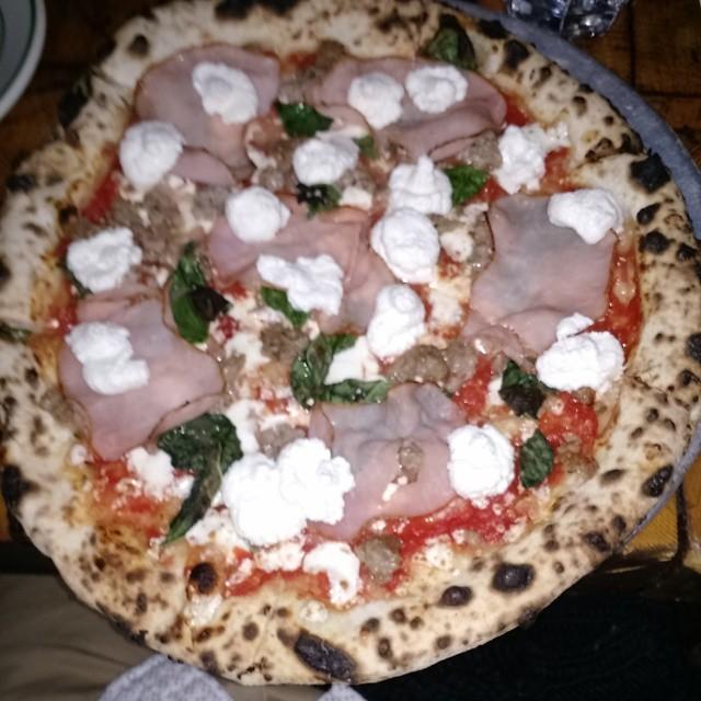 Oooooook. (at Paulie Gee's Pizza In Brooklyn)